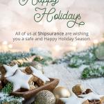 Happy Holidays from Shipsurance